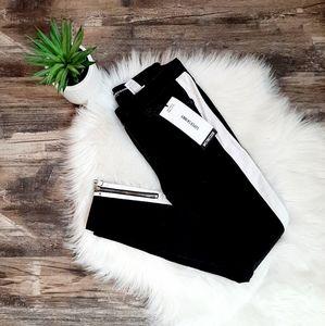 NWT Zara Trafaluc super skinny distressed jeans